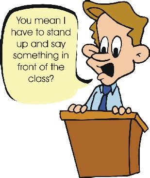 The Four Cs: How to give a good oral presentation